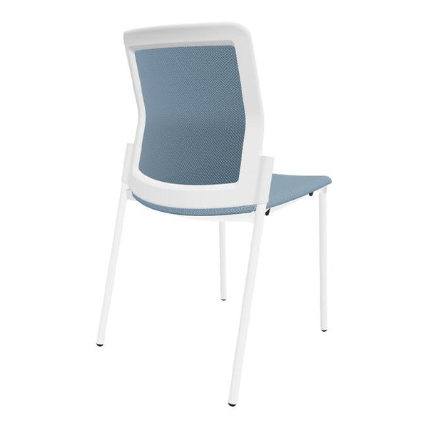 Urban Plus 30 Stackable Side Chair - Mesh Upholstered