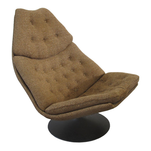 F588 High Swivel Chair, Disc Base