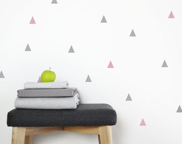 Wall Décor - Triangle Wall Decals