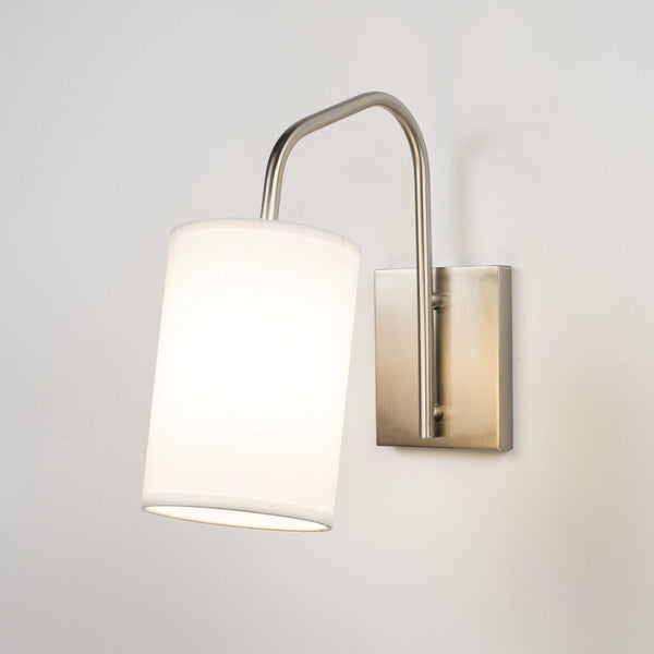 Coopster 1 Light Sconce in Brushed Nickel finish