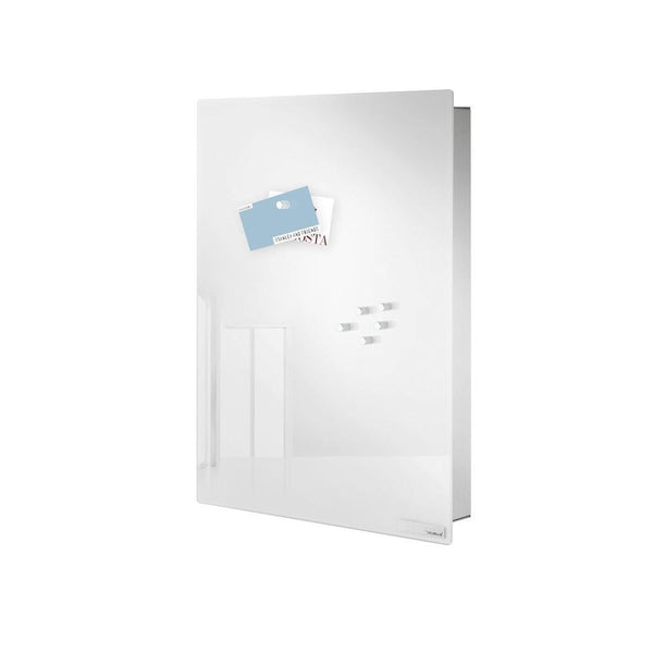 Wall Shelves & Ledges - Velio Key Box And Glass Magnet Board