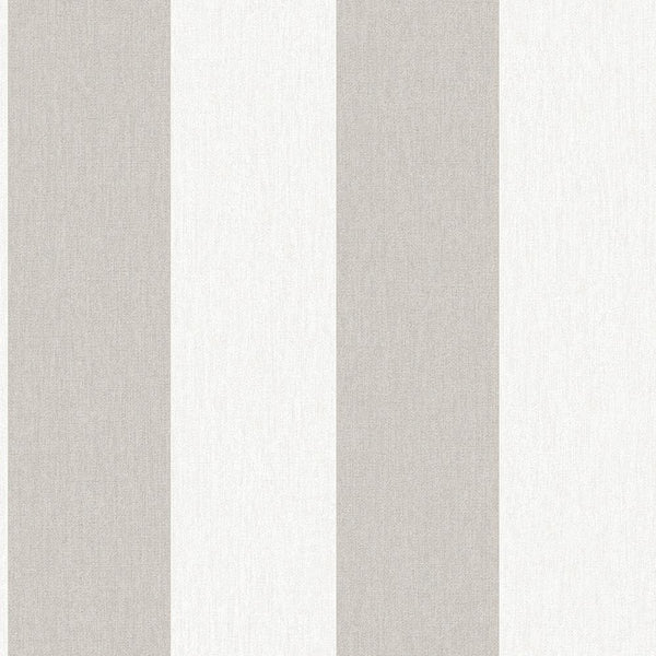 Calico Stripe Wallpaper