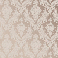 Damsel Textured Temporary Wallpaper - Bisque