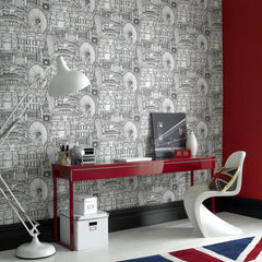 Wallpaper - Londinium Wallpaper