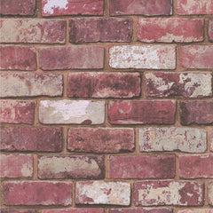 Wallpaper - Red Brick Wallpaper