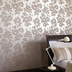 Wallpaper - Rose Gold And Taupe Wallpaper