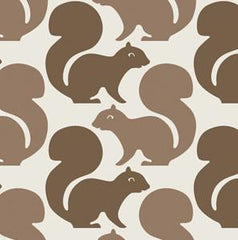 Wallpaper - Squirrels in Latte