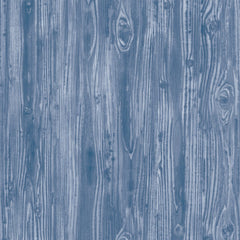 Wallpaper - Woodgrain Textured Temporary Wallpaper - Indigo