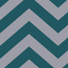 Wallpaper - Zee Temporary Wallpaper - Teal