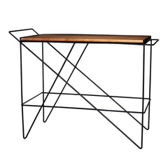 The Coleman Bar Cart