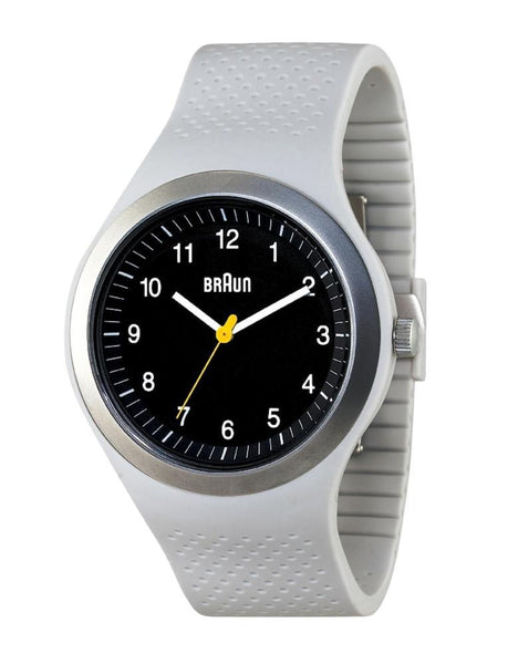 Sports 111 Analog Watch - Black and Light Gray - Outlet