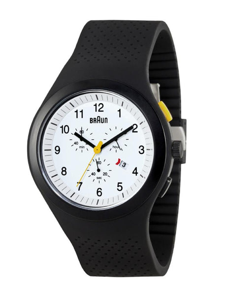 Watches - Sports 115 Chronograph Watch - White And Black