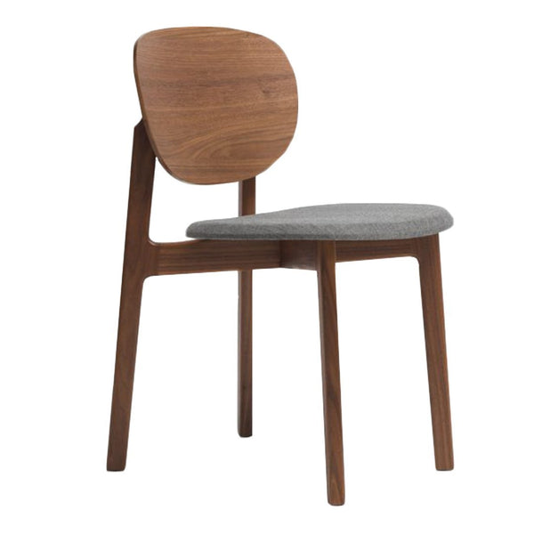 Zenso Chair - Seat Upholstered