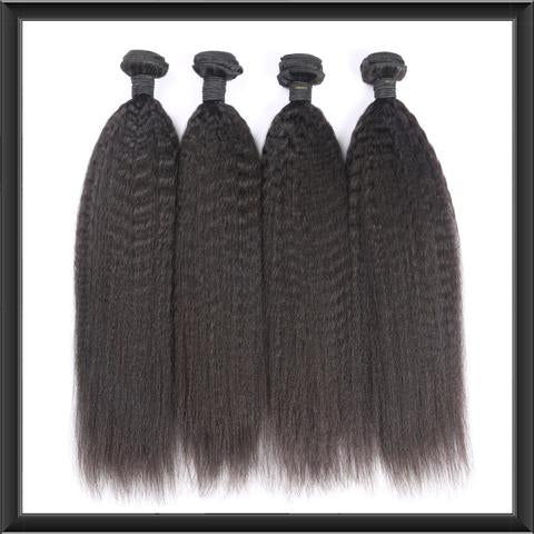 GLAM KINKY STRAIGHT BUNDLES
