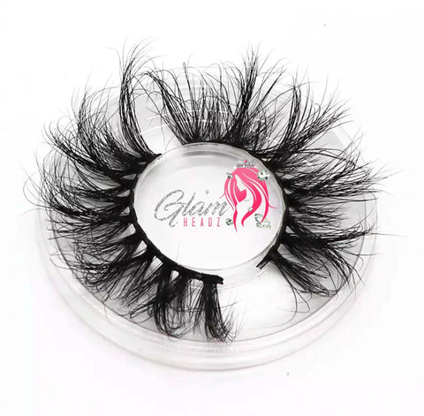 GLAM SULTRY LASHES