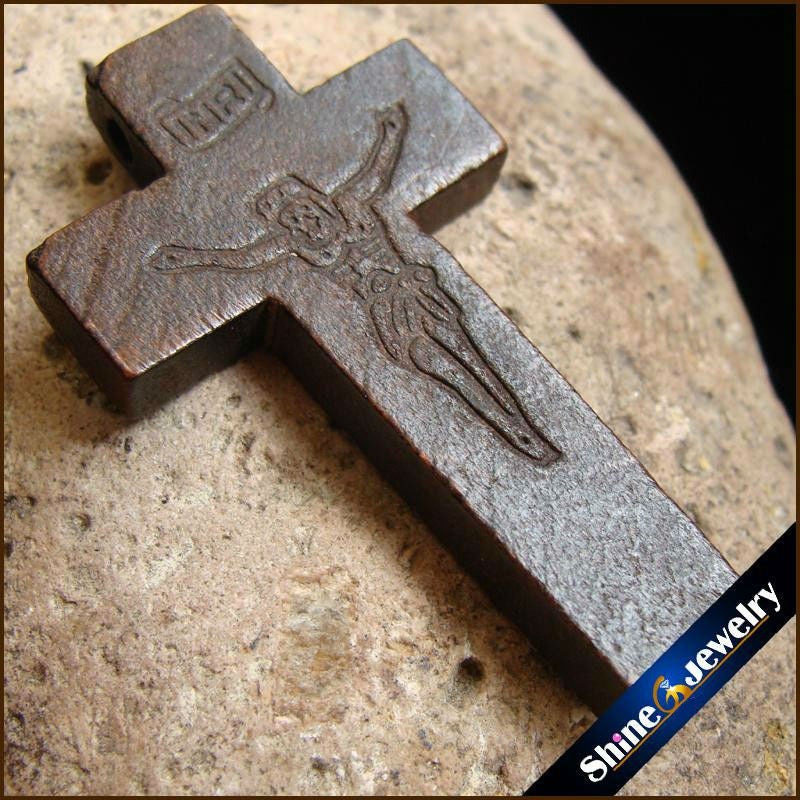 100 Piece Wooden Cross Set - powerofchrist