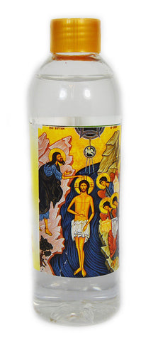 Large Bottle Of Holy Water from Jordan River - powerofchrist