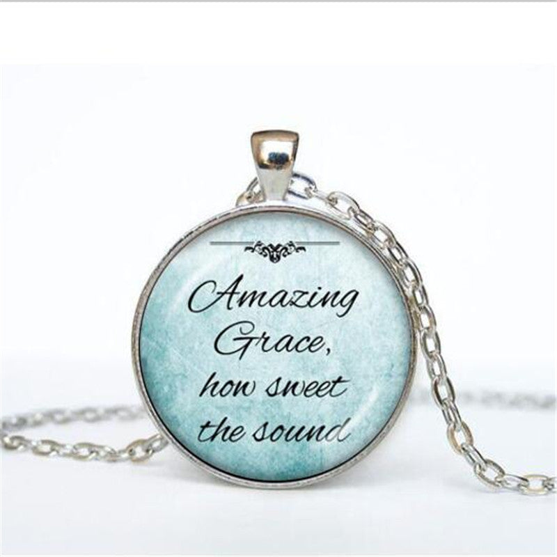 Inspirational Pendant Necklaces - powerofchrist