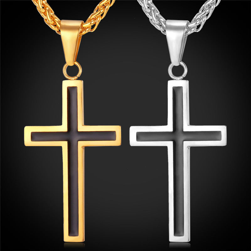 Cross Necklace And Pendant - powerofchrist