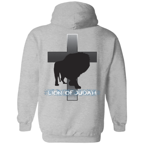 The Lion Of Judah Hoodie For Men - powerofchrist