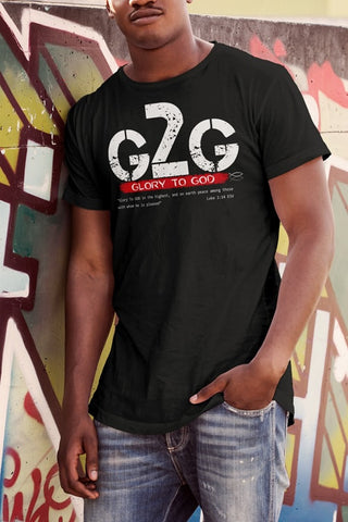 Glory 2 God Men's T-Shirt - powerofchrist
