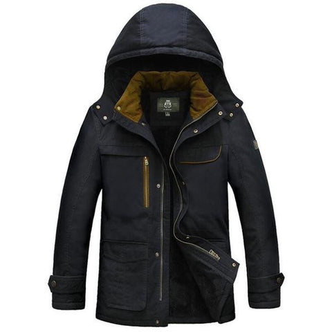 Kommissio - Men's Casual Winter Jacket