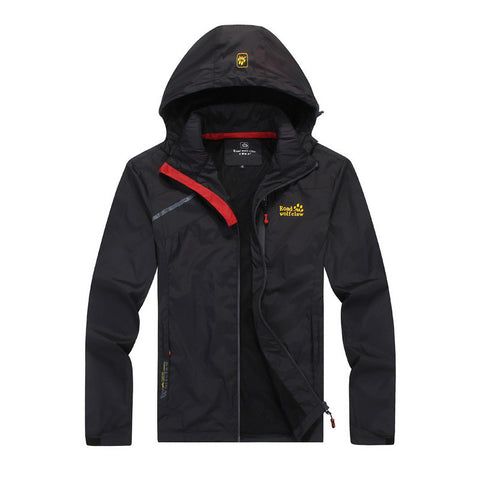 Demokratio - Men's Casual Sportswear Waterproof Windbreaker Jacket