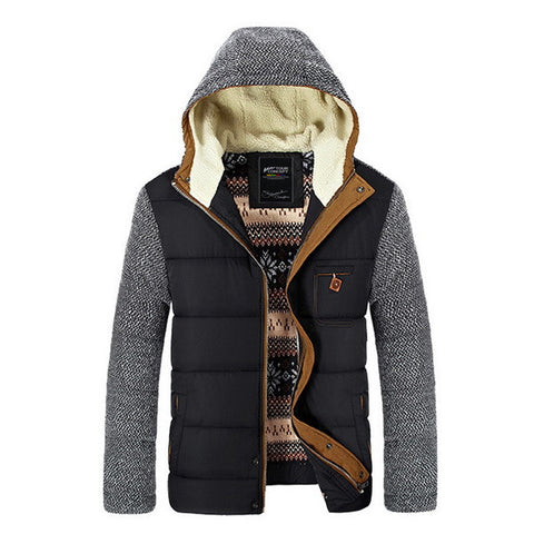 Aussio - Men's Hooded Jacket