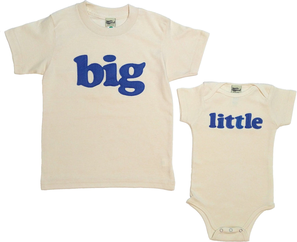 BIG & LITTLE BLUE out of stock