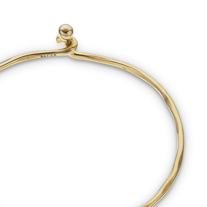 Brass Opening Bangle