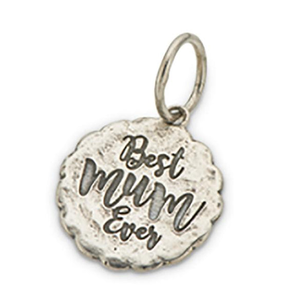 """Best Mum Ever"" Charm"