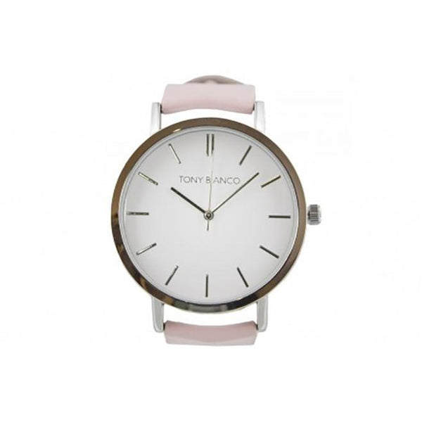 Tony Bianco Willow Silver and Pink Watch
