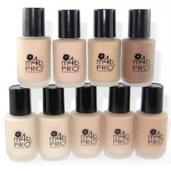 Liquid matte foundation
