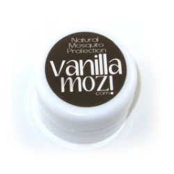 Vanilla Mozi skin cream/natural insect repellant