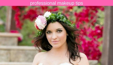 professional makeup tips by Makeup 4 Brides