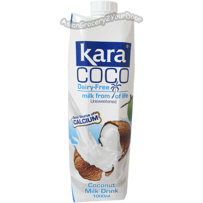 Kara - Coconut Milk Drink - 1000 ml - Asiangrocery2yourdoor