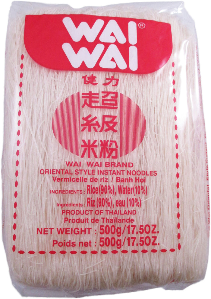 Wai Wai - Oriental Style Instant Noodles - 17.5 oz / 500 g - Asiangrocery2yourdoor