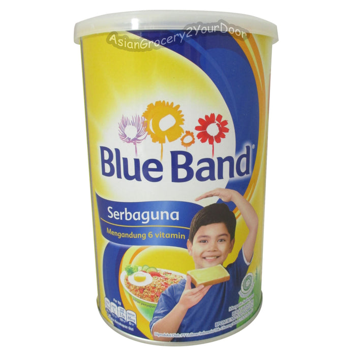Blue Band - Serbaguna Multipurpose Margarine - 35.2 oz / 1 kg - Asiangrocery2yourdoor