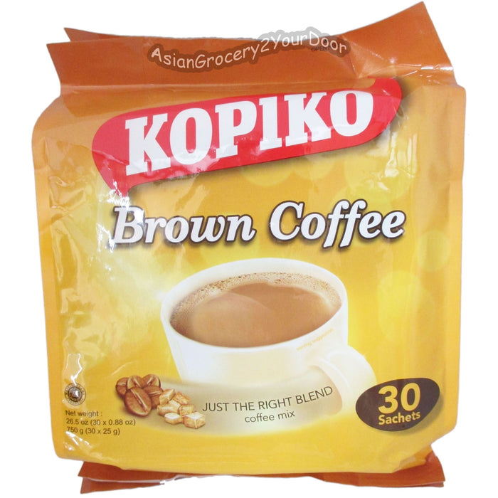 Kopiko - Brown Coffee Mix - 26.5 oz / 750 g - Asiangrocery2yourdoor