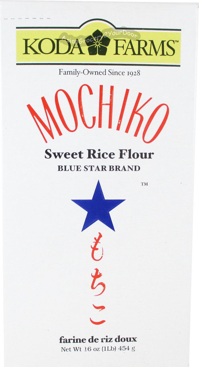Mochiko - Sweet Rice Flour - 16 oz / 454 g - Asiangrocery2yourdoor