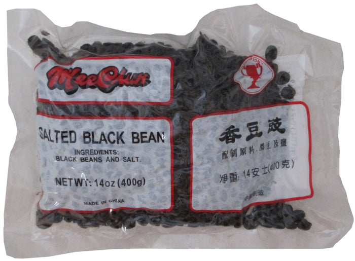Mee Chun - Salted Black Bean - 14 oz / 400 g - Asiangrocery2yourdoor