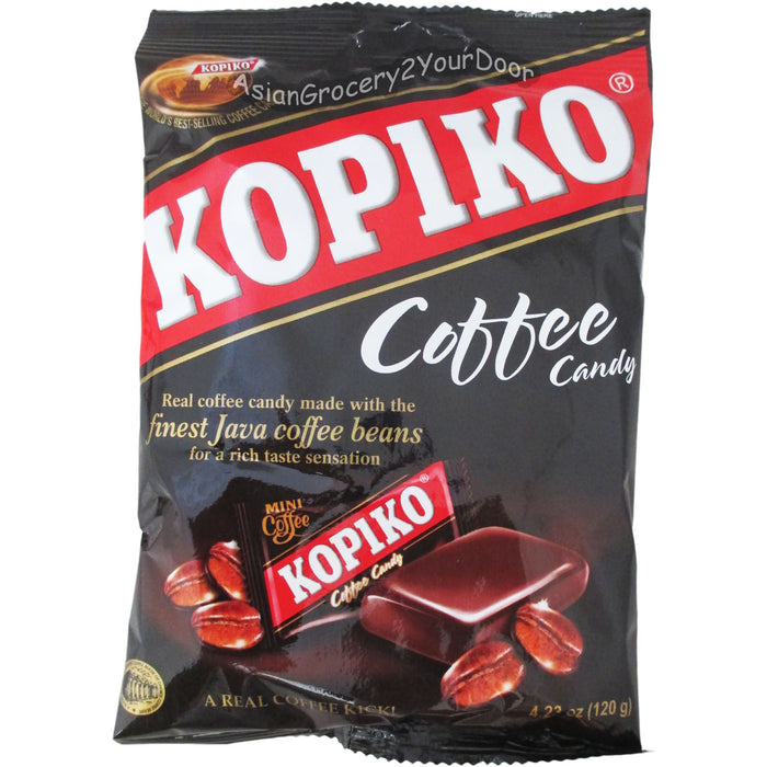 Kopiko - Coffee Candy - 4.23 oz / 120 g - Asiangrocery2yourdoor