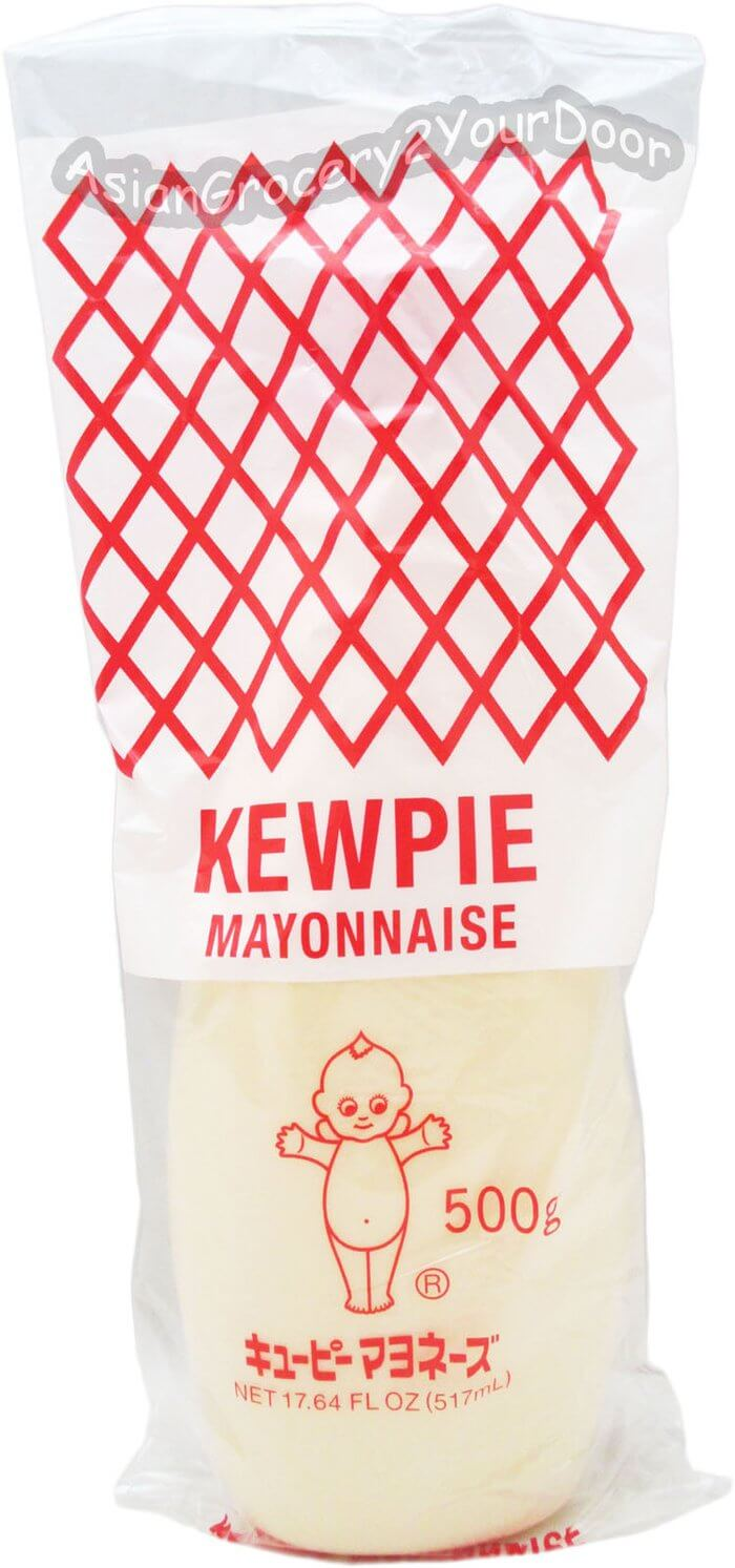 Kewpie - Mayonnaise - 17.64 fl oz / 500 g - Asiangrocery2yourdoor