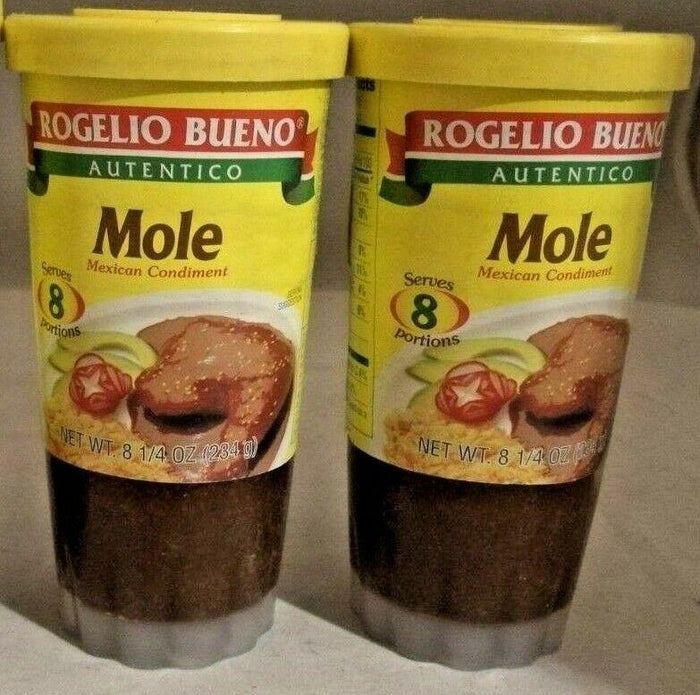 Rogelio Bueno - Authentic Mole Sauce (2-Pack) - 8.25 oz / 234 g - Asiangrocery2yourdoor