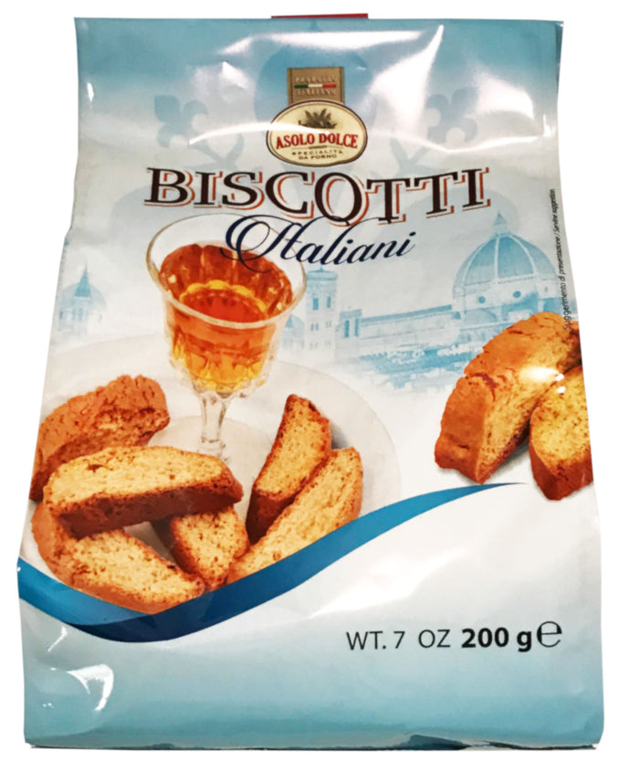 Asolo Dolce - Biscotti Italiani - 7 oz / 200 g - Asiangrocery2yourdoor