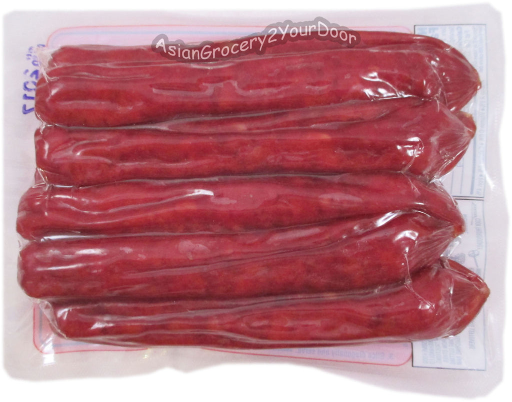 Kam Yen Jan - Chinese Style Sausage - 14 oz / 396.9 g - Asiangrocery2yourdoor