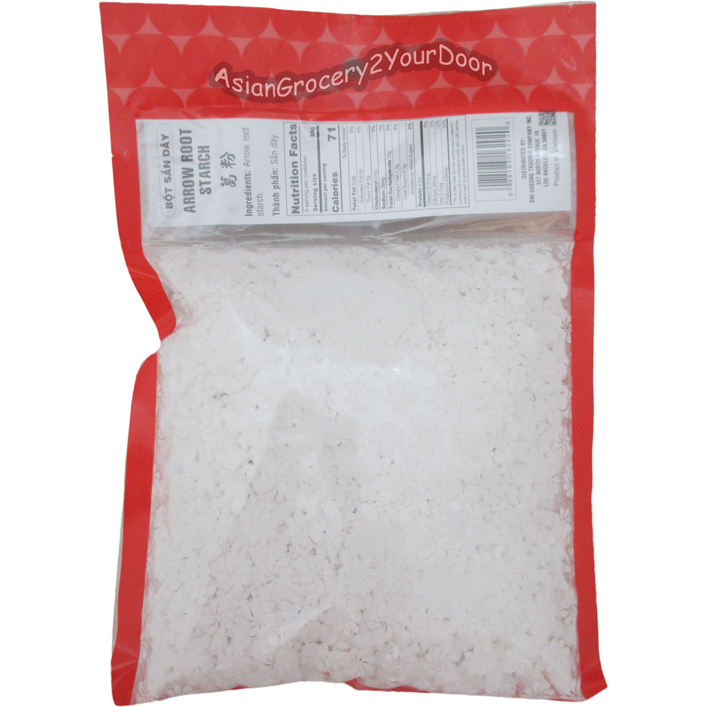 Fortuna - Arrow Root Starch - 14 oz / 400 g - Asiangrocery2yourdoor