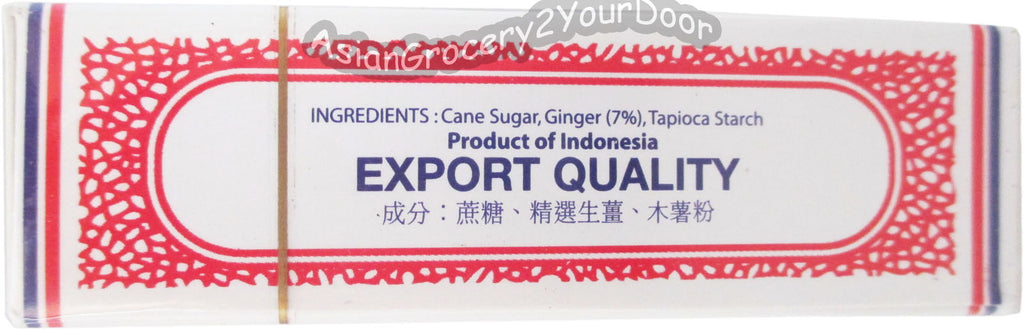 Sina - Ginger Candy Ting Ting - 2 oz / 56 g - Asiangrocery2yourdoor