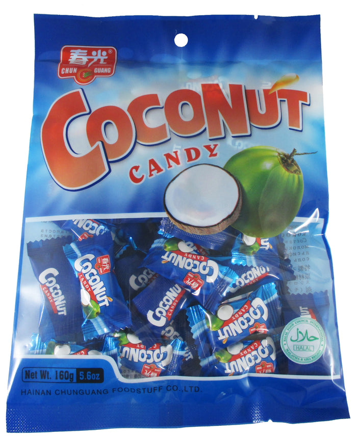 Chun Guang - Coconut Candy - 5.6 oz / 160 g - Asiangrocery2yourdoor