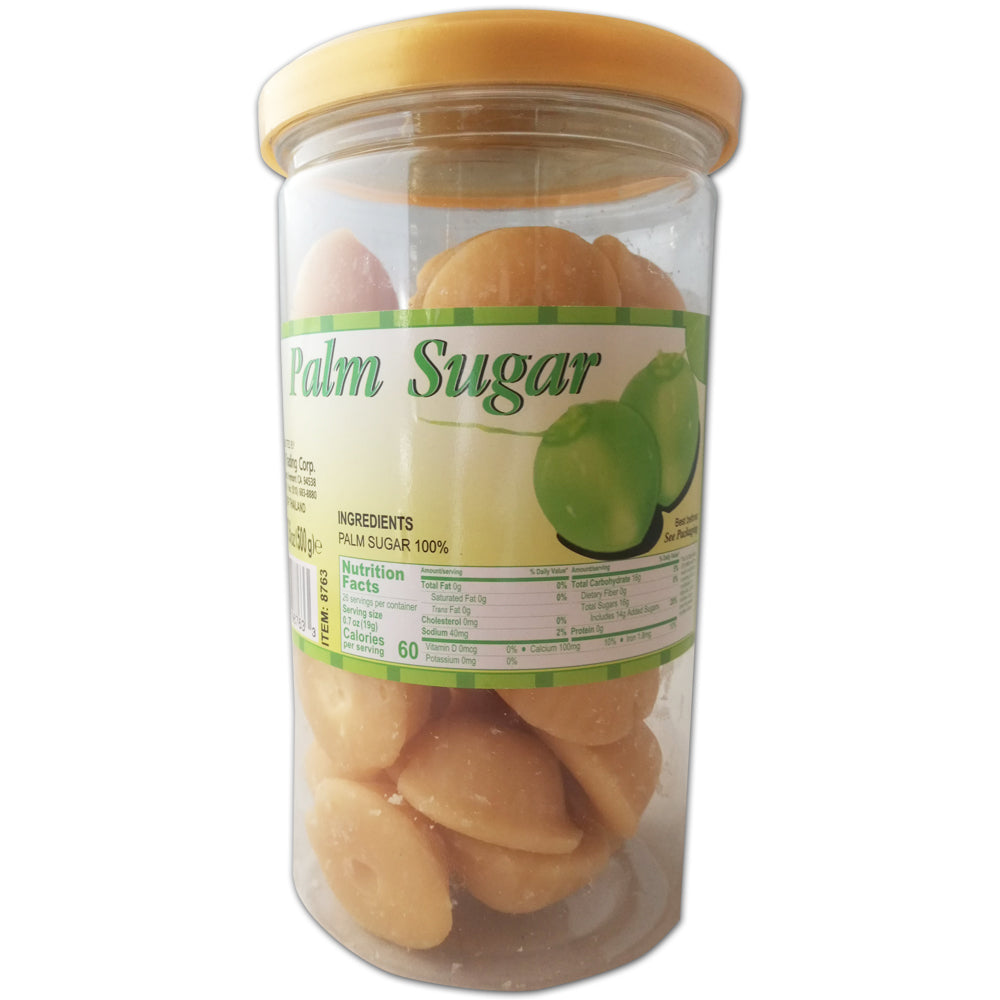 First World Brand - Palm Sugar - 17.6 oz / 500 g